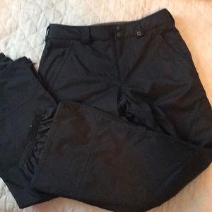 Burton snow cargo pants EUC, size small